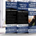 Banner Up Design - Design Genie