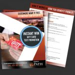 Path Resorts Inserts for Folder - Design Genie