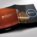 Path Resorts Presentation Folder - Design Genie