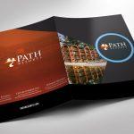Path Resorts Presentation Folder - Design Genie